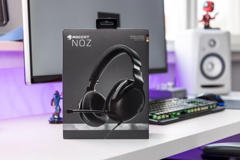 ROCCAT NOZ Gaming headset tech365nl 001