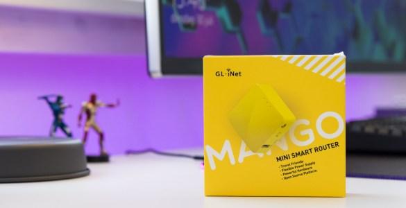 GL-iNet MiniSmartRouter tech365nl 100