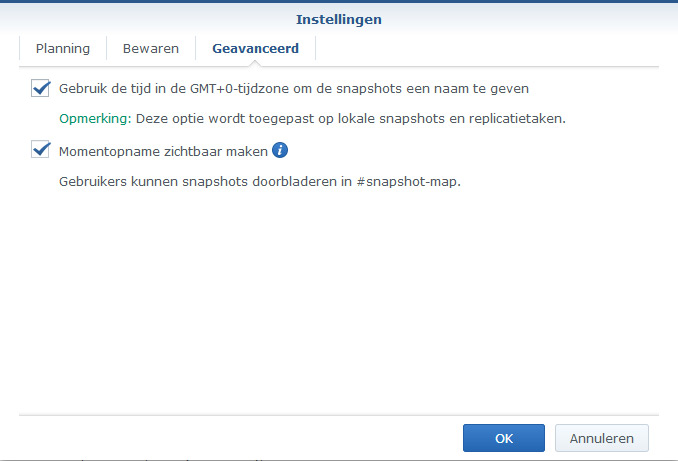 Synology Snapshot Replication 05