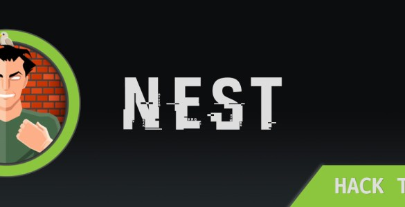 HackTheBox WriteUp Nest