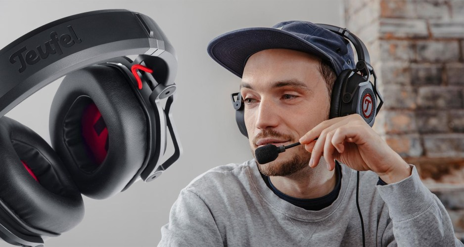 Teufel CAGE gaming headset