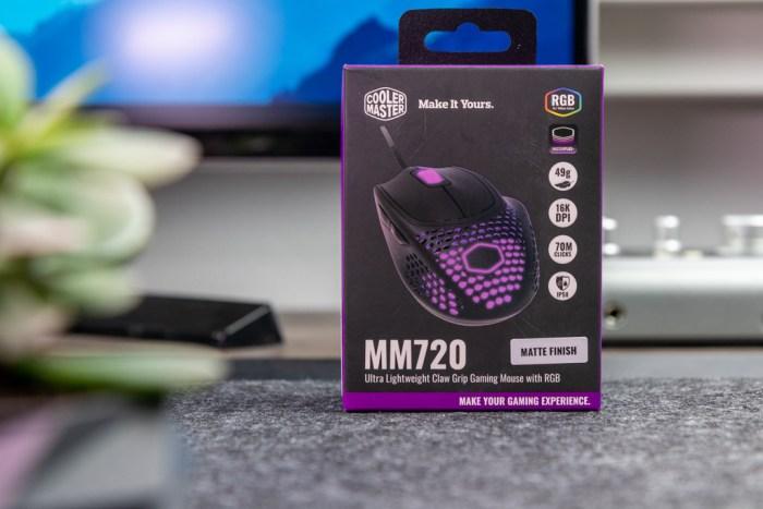 MM720 verpakking