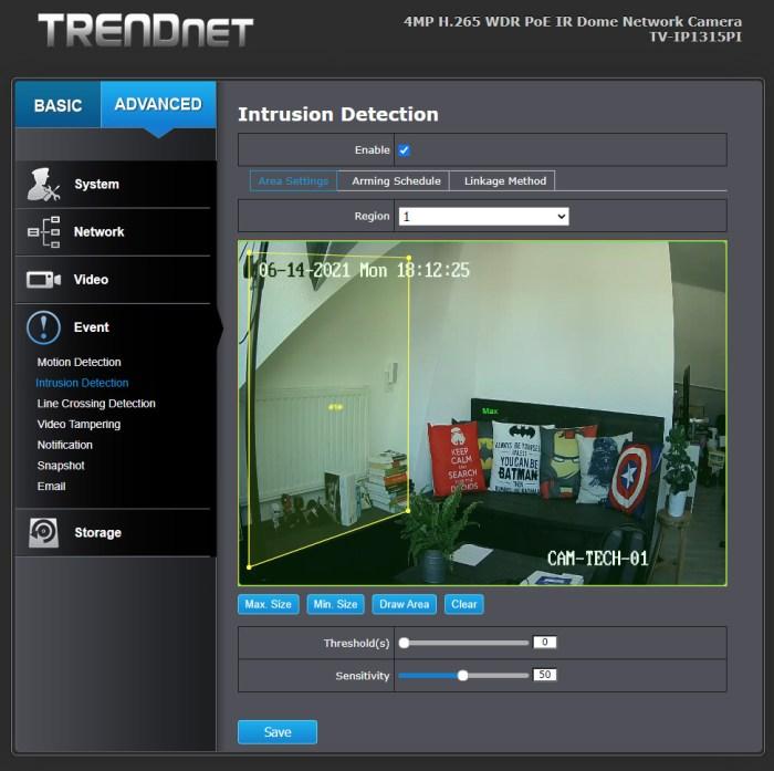 TRENDnet TV-IP1315PI - 19