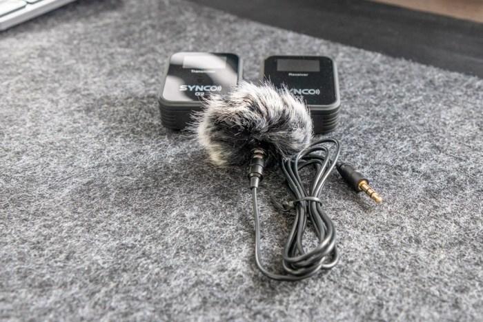 Synco Audio G2 microphone tech365 017