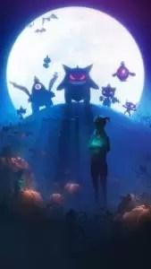 Pokemon Gen III Hallowen
