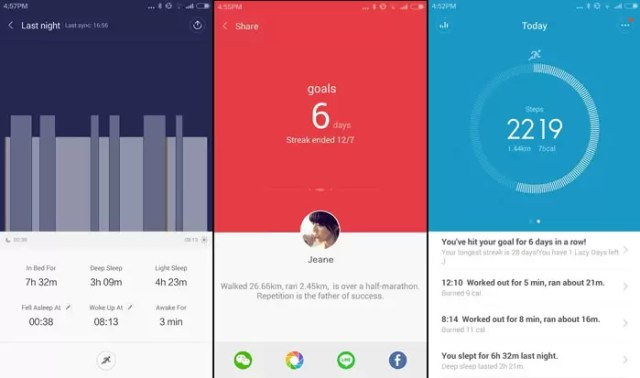 smartband economici