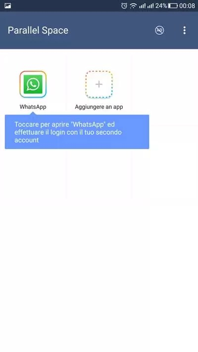 account whatsapp