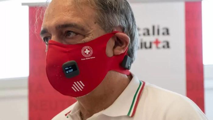 croce-rossa smart yousafe mask