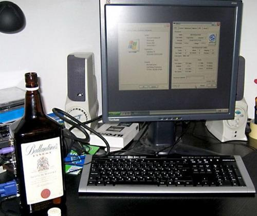 Whiskey PC – A Cool Gadget