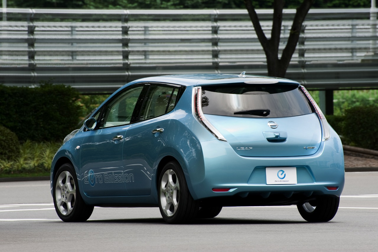 Nissan Leaf – An Electric Car that is set to Rock!