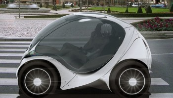 Hiriko - the electric car that is set to rock