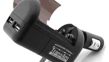 Trans4m is an amazing charger for your phone battery at emergency
