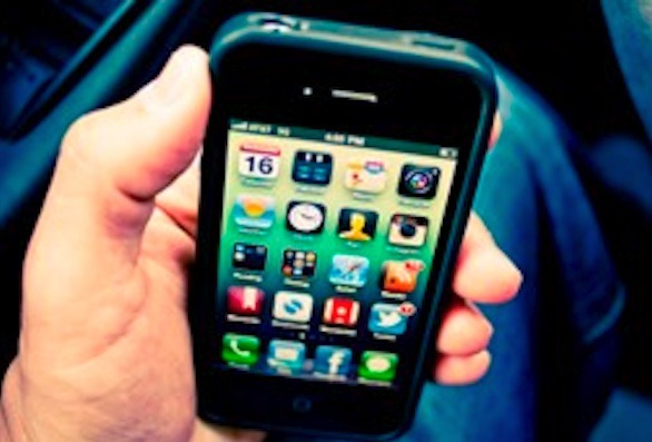 it is important to protect data from smartphone apps!