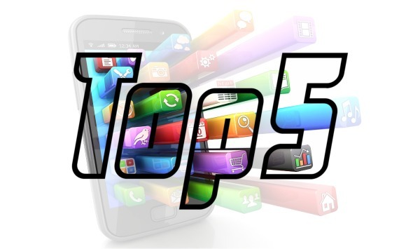 iPhone App Reviews – Top 5 iPhone Apps of 2013