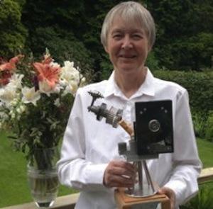 Alison Crerar IT Volunteer of the Year 2012