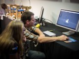 Youth Award finalist learns more about 3D printing