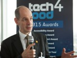 Mark Saville, SpecialEffect, talks about the importance of the Tech4Good Awards