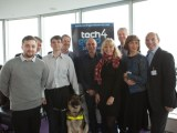 Judges, supporters, sponsors and organisers of the Tech4Good Awards