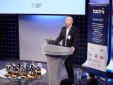 Nigel Lewis, CEO at AbilityNet, opening the Awards