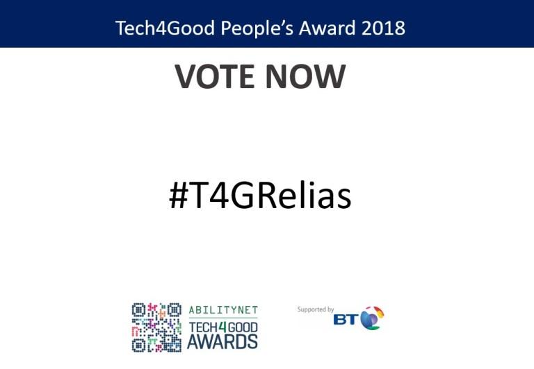Relias, Community Impact Award Finalists