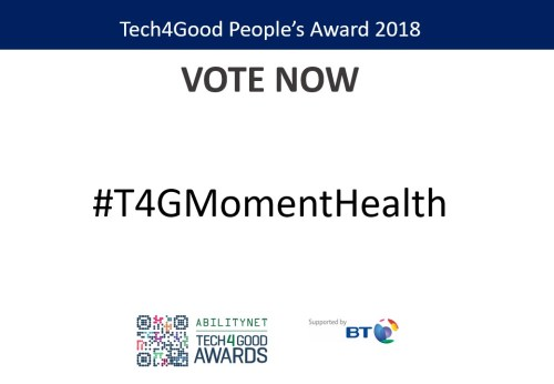 Moment Health, Digital Health Award Finalists