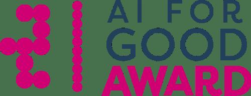 AI for Good Award logo