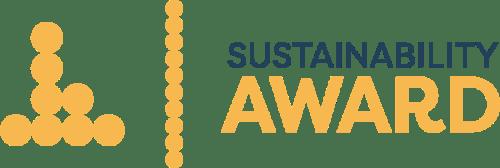 Sustainability award logo