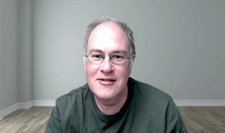 Head and shoulder photo of David Mallory