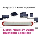Improve Your Experience Of Listening Music By Using Bluetooth Speakers
