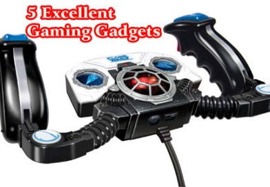 5 Excellent Gaming Gadgets That Every Gamer Needs
