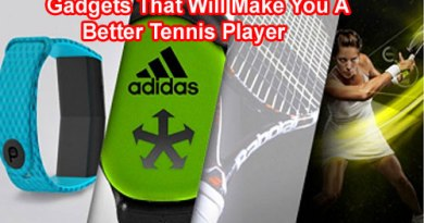 Gadgets That Will Make You A Better Tennis Player