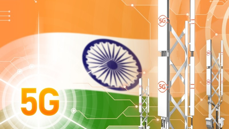 5G to come in India by end of 2022.