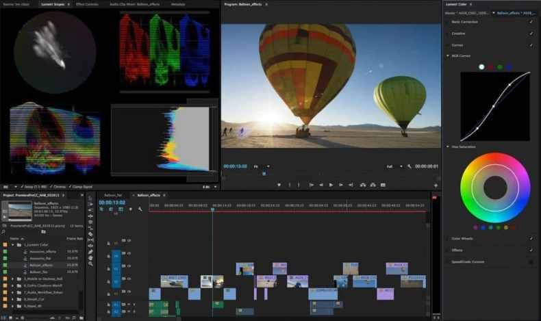 the best editing software for videos paid