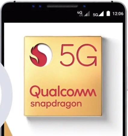 snapdragon 855 5g network