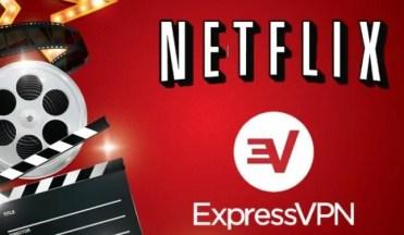 expressVPN to unblock netflix