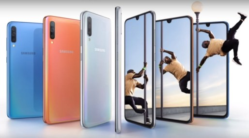 samsung galaxy a series new android phones