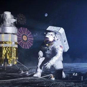 nasa's nieuwe ruimtepak