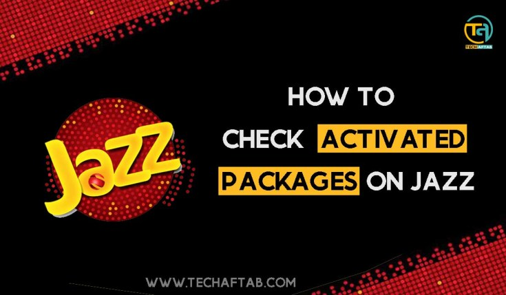 How to Check Activated Packages on Jazz Sim