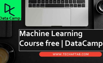 Datacamp machine learning for everyone