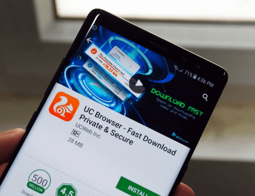 UC Browser returns to Play store in an updated version