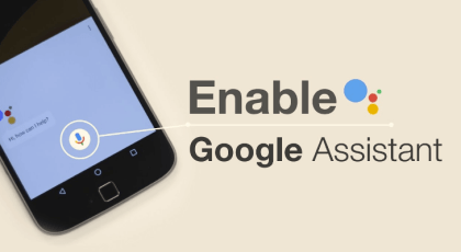 google assistant in android lollipop