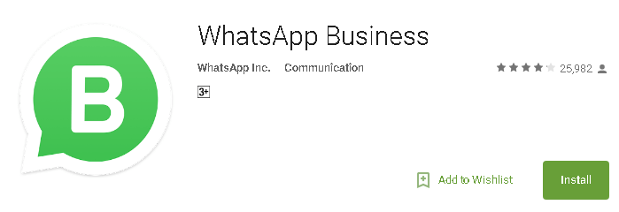 WhatsApp Business Kya Hai