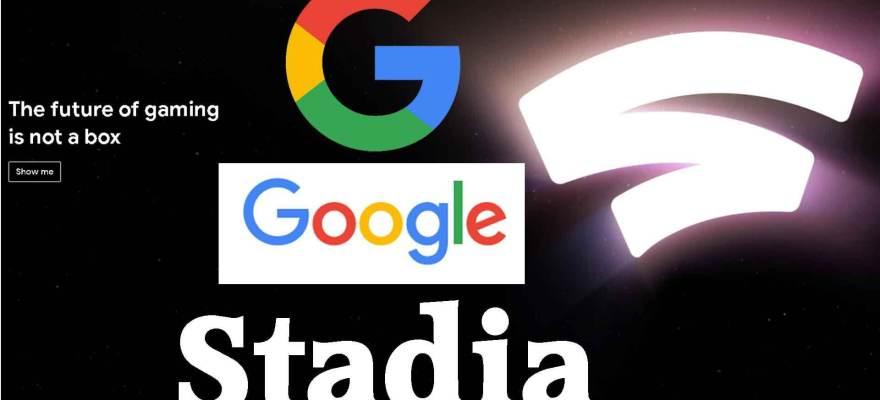 google stadia kya hai