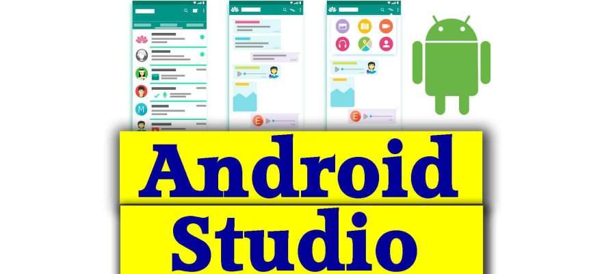 android studio kya hai