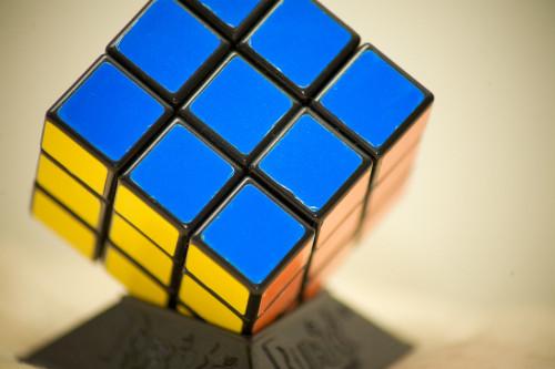 43 quintillions ways of amazing fun: Rubik's Cube