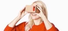 Google CardBoard: A cheap and creative alternative to Oculus Rift