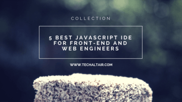 5 Best JavaScript IDE For Front-End and