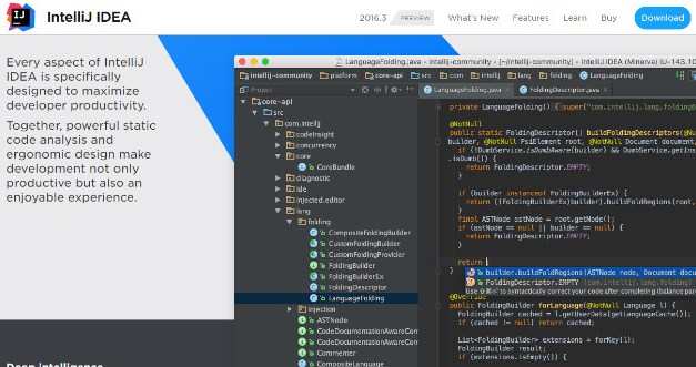 Top 5 Java IDE For Optimal Coding Experience
