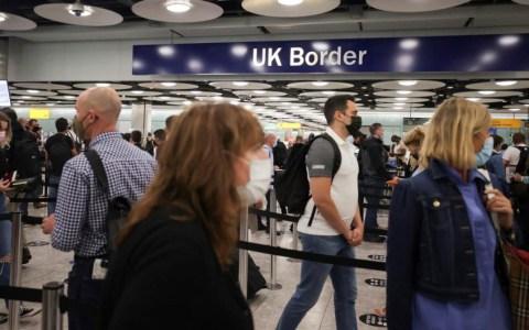 uk travelers