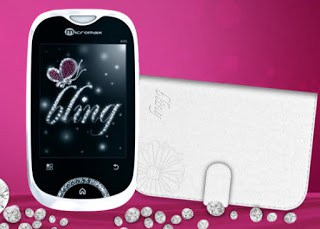 Micromax Bling 2 A55 Review-Price- Specification